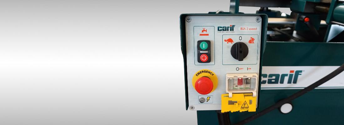 Carif bandsaegen halb automatische mit vollhydraulischen systemen 260 BSA