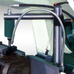 Hydraulik Vorrichtung für vertikale Spannen von Stange