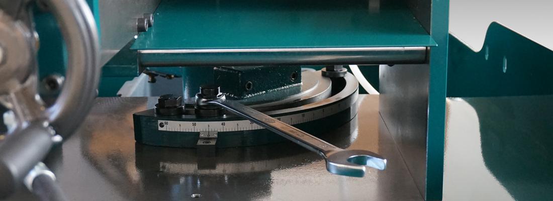 Carif bandsaegen halb automatische mit vollhydraulischen systemen 320 bsa