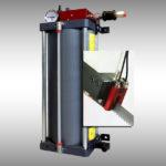 Schmiersystem Luft- Öl Kapazität 3Liter, 2 Elemente