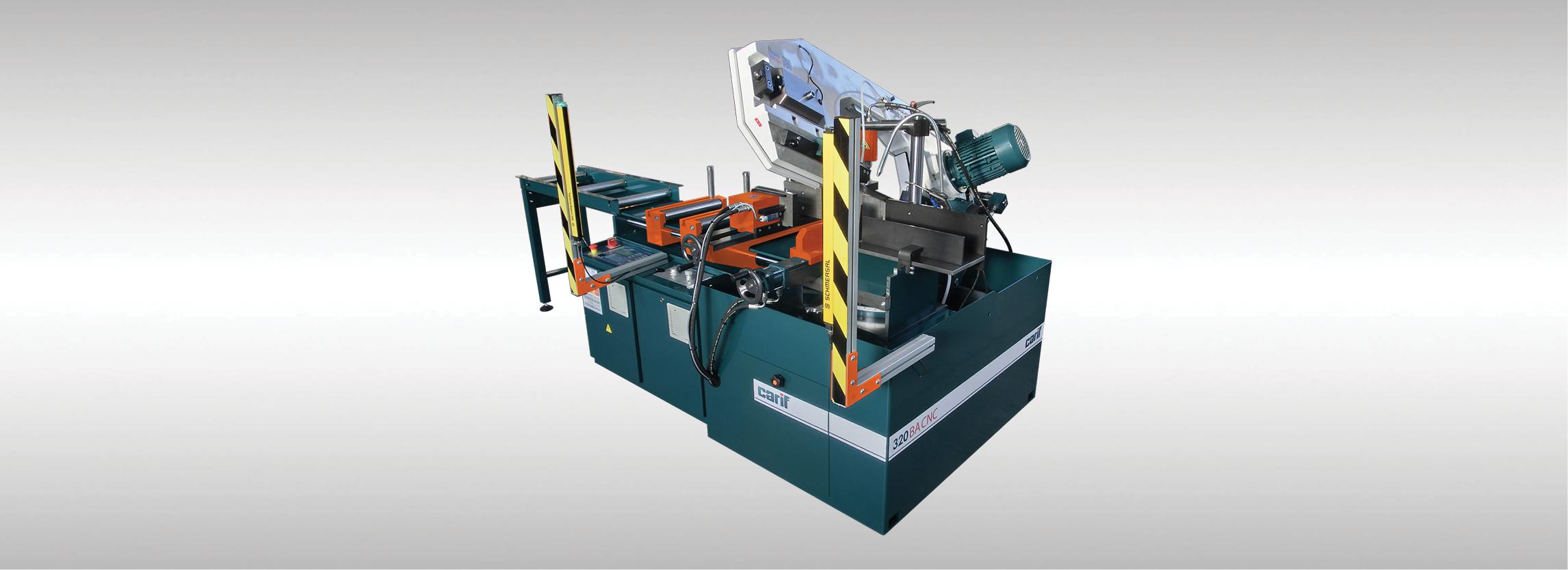 Carif 320 BA CNC slide 01
