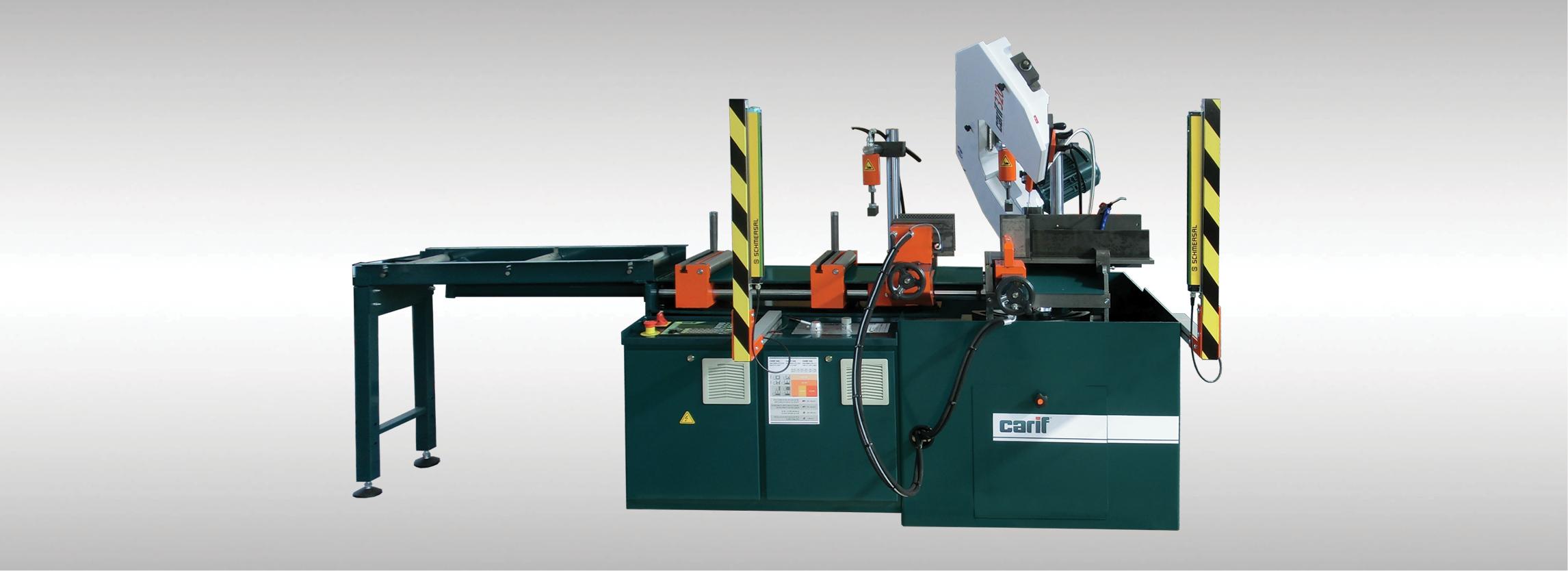 Carif 320 BA CNC slide 02