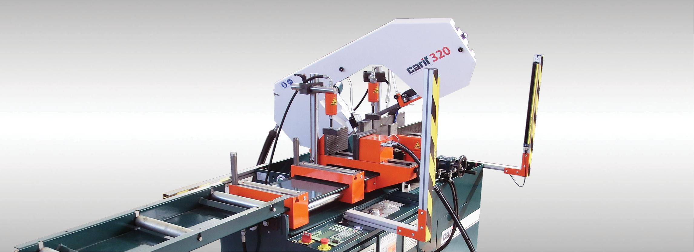 Carif 320 BA CNC slide 03