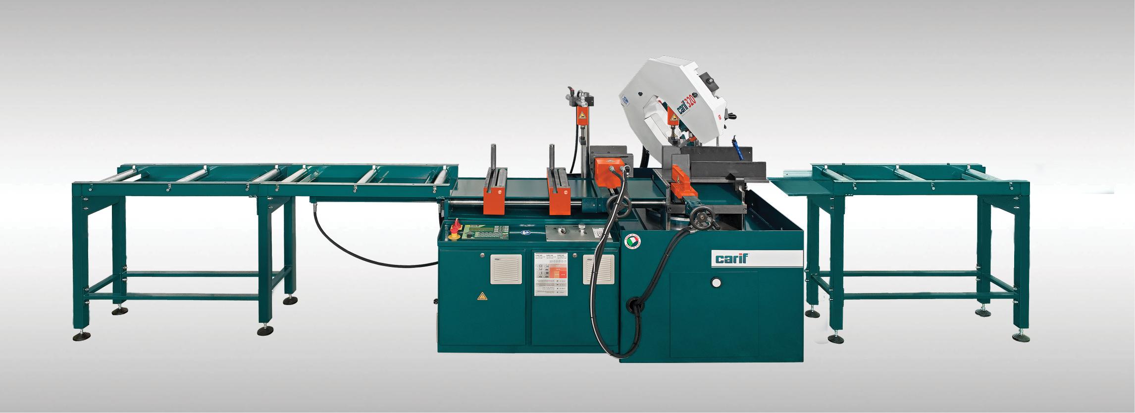 Carif 320 BA CNC slide 04