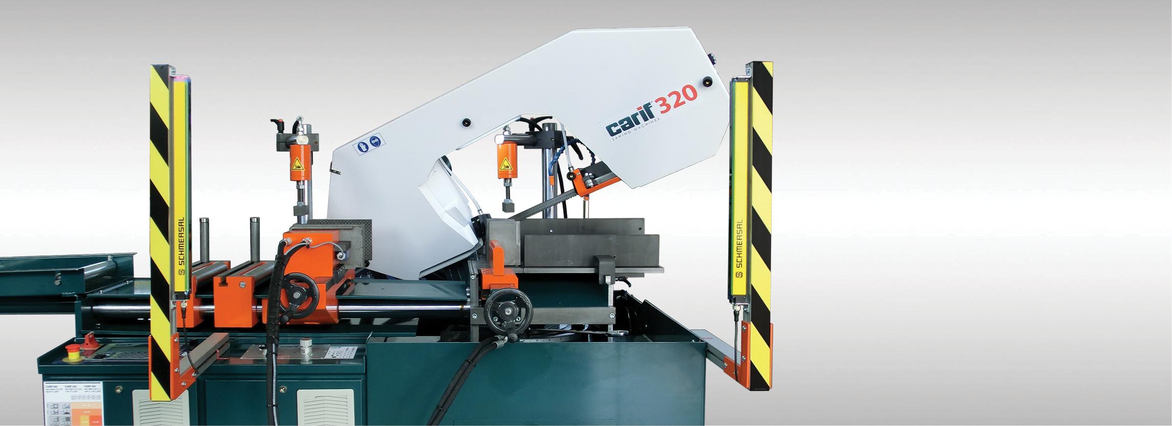 Carif 320 BA CNC slide 05
