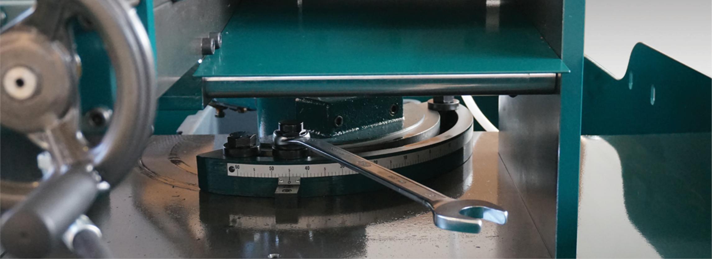 Carif 320 BA CNC slide 07