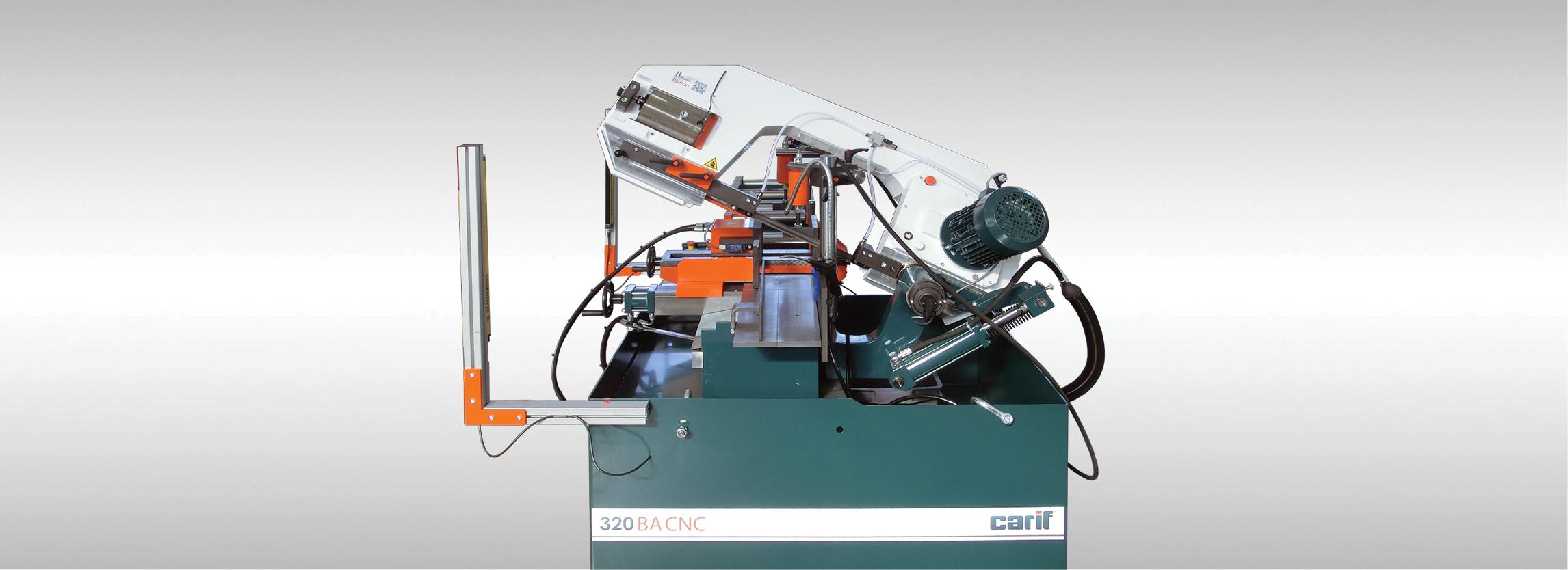 Carif 320 BA CNC slide 08