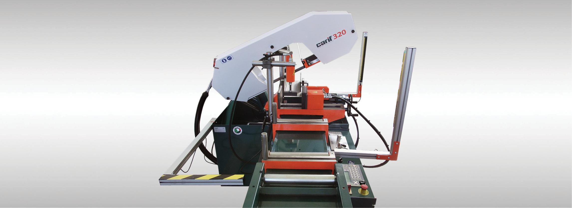 Carif 320 BA CNC slide 10